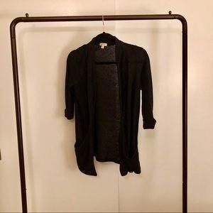 Quarter Sleeved Cardigan